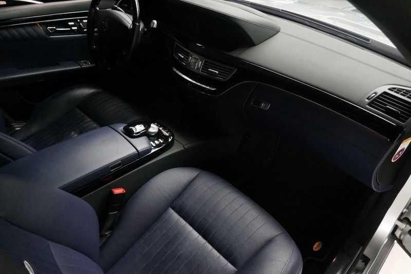 Mercedes-Benz S-Klasse 600 GUARD VR7 afbeelding 24
