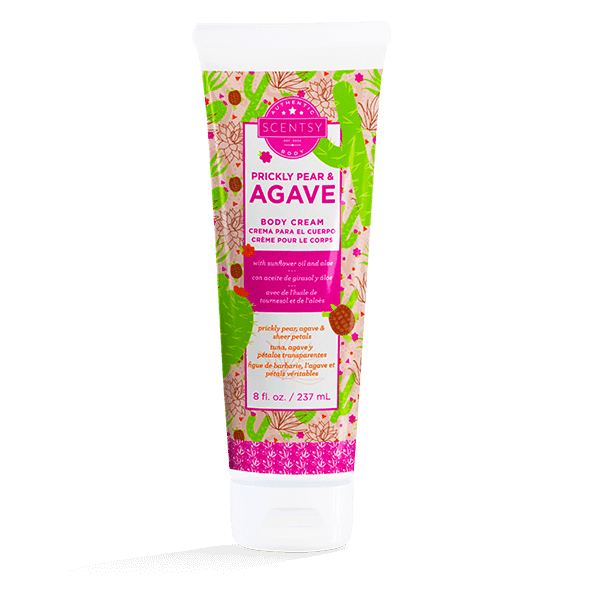 Prickly Pear & Agave Body Cream