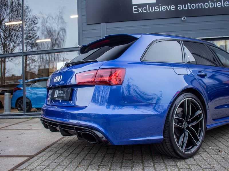Audi RS6 Avant 4.0 TFSI RS6 quattro performance Pro Line Plus afbeelding 6