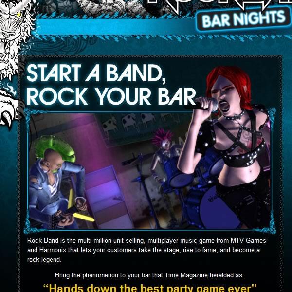 Rockband Bar Nights thumbnail