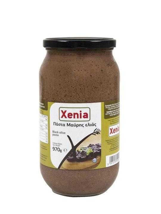 Tapenade d'olives de Kalamata - 970g