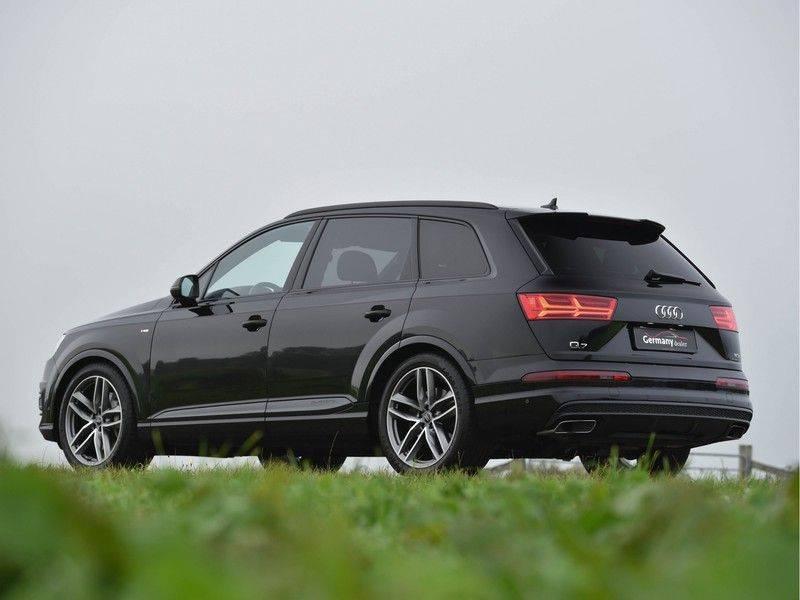 Audi Q7 3.0TDI 272Pk S-Line 7p Quattro Lucht Pano Standk Head-Up 360-Camera 21-Inch Trekh afbeelding 13