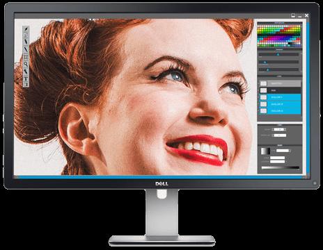 Dell 28 UltraHD monitor