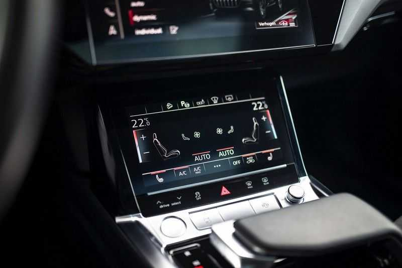 "Audi e-tron Sportback 50 Quattro S Edition *Pano / HUD / 21"" / Stad Pakket / DAB* afbeelding 19"
