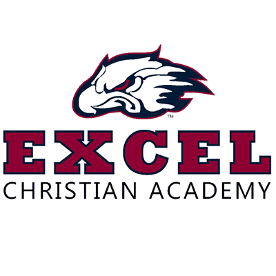 Logo for our client, Excel Christian Academy