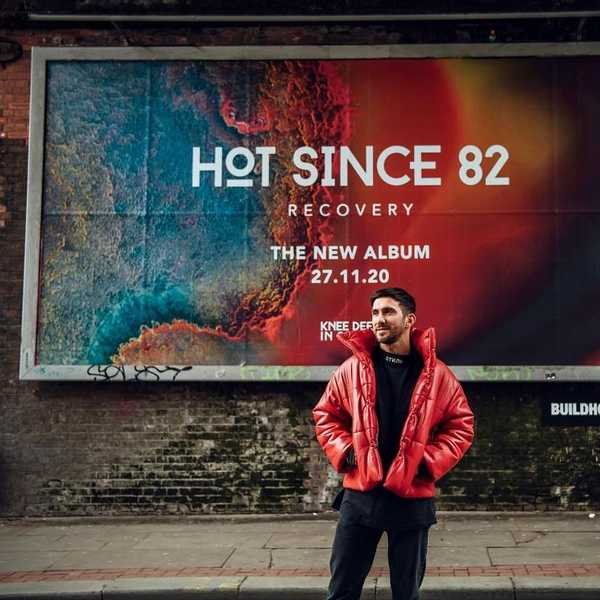 Hot Since 82's new album 'Recovery' is out now! 💥#Recovery