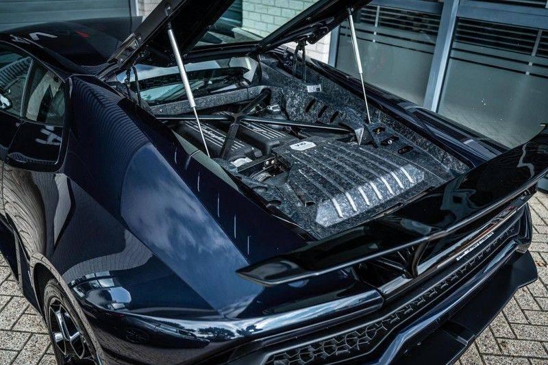 Lamborghini Huracan 5.2 V10 LP610-4, 610 PK, Keramiek, Nose Lift, Camera, Stitching, Rear/Wing, 33DKM, 2015!! afbeelding 21