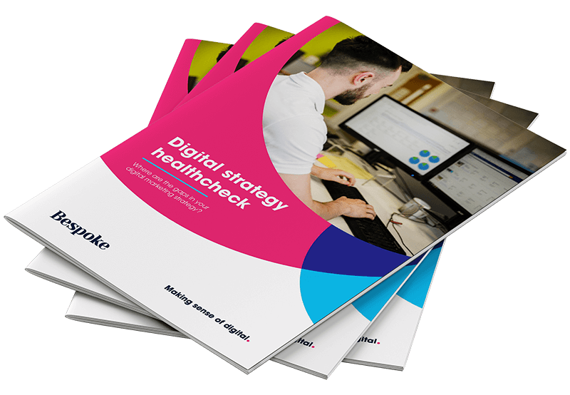 Your free 12-page report arrives immediately and compares you against the best in your industry.