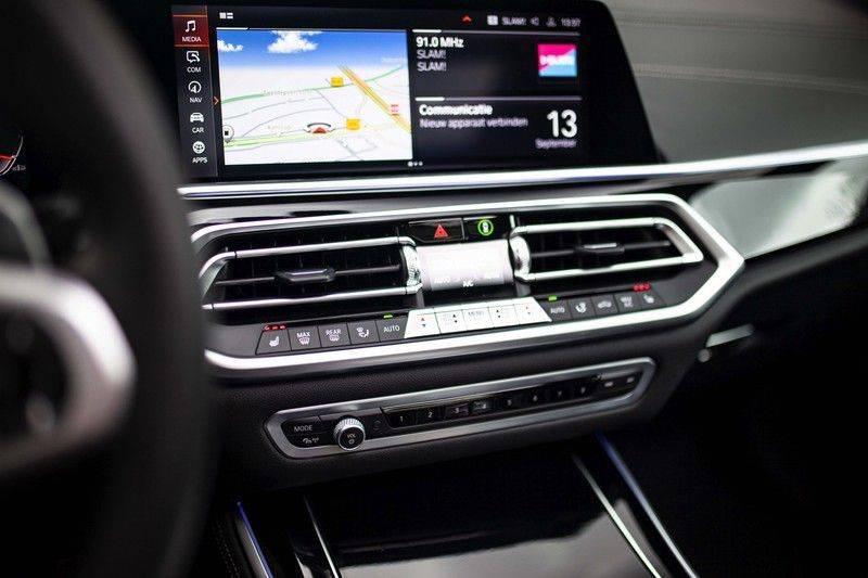 BMW X5 xDrive30d High Executive *M Pakket / Laser / Pano / HUD / Keyless / Trekhaak* afbeelding 17