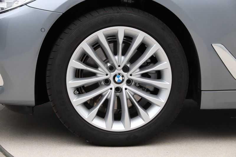 BMW 5 Serie 520i High Exe Luxury Line afbeelding 20