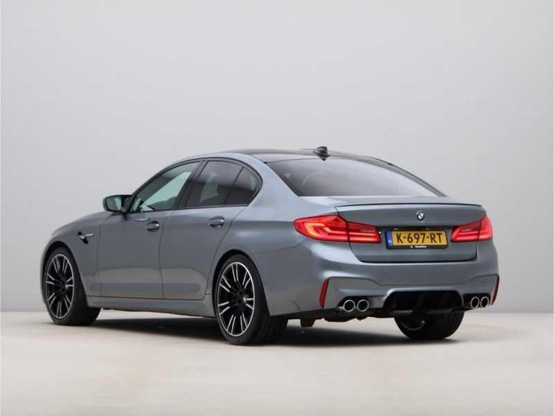 BMW M5 Sedan afbeelding 8