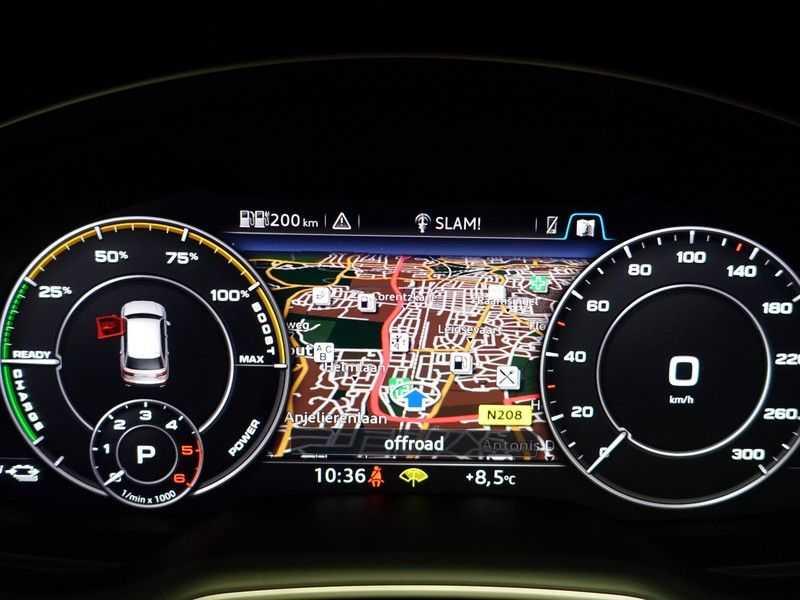 Audi Q7 3.0 TDI E-tron Quattro 374pk S-line Premium Autom- Pano, Virtual Cockpit, Bose, Leer, Camera afbeelding 19