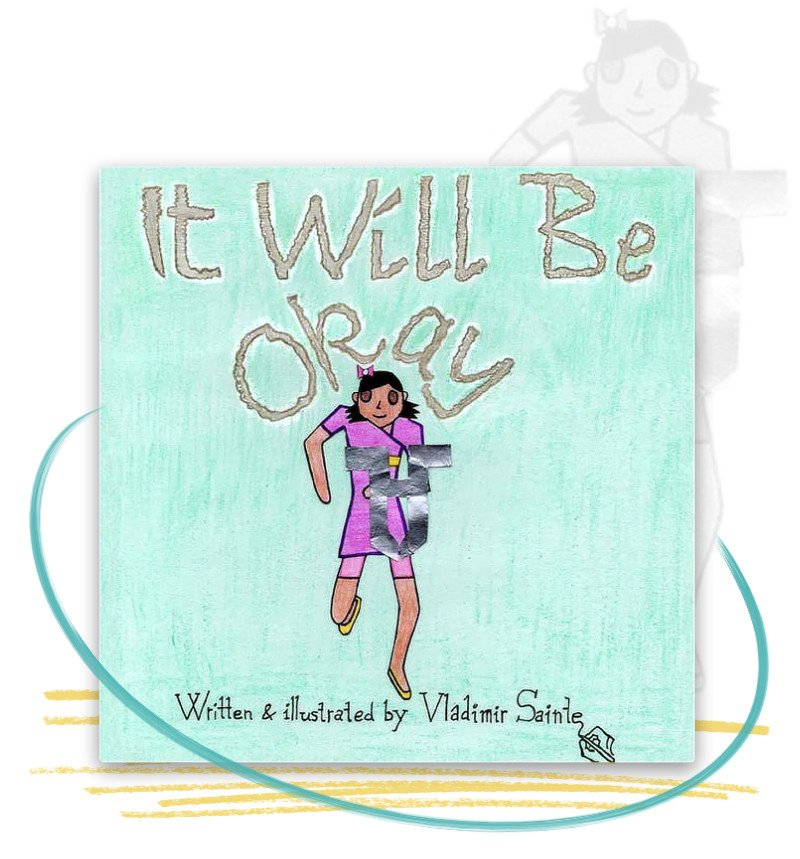 It Will Be Okay book cover