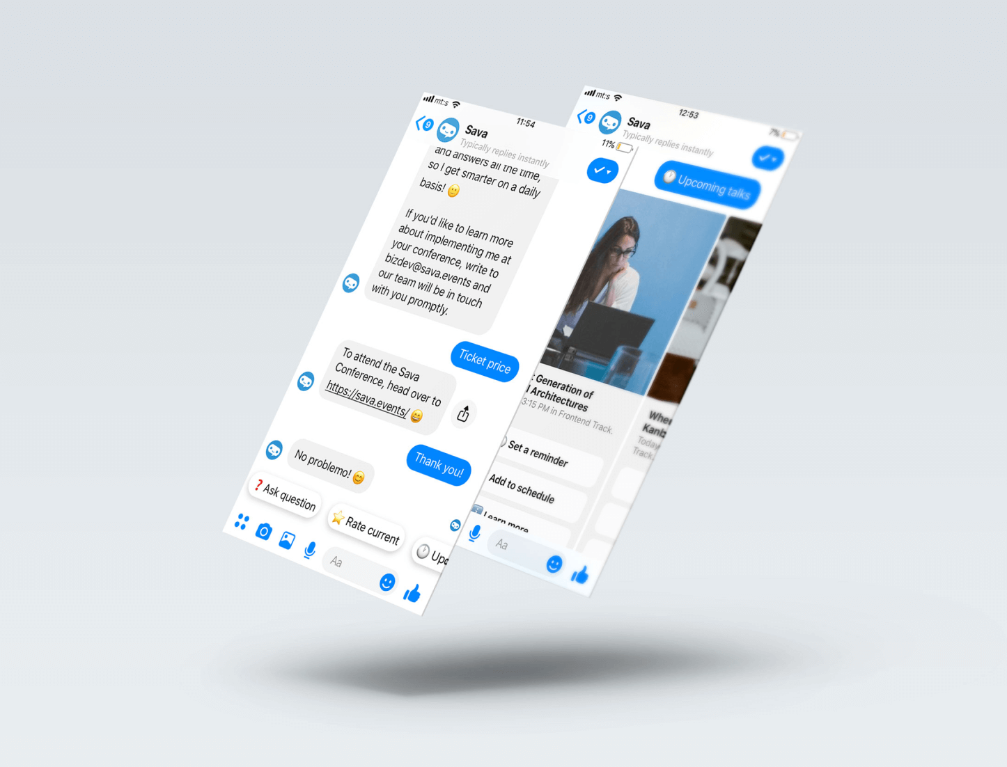 Chatbot First Approach
