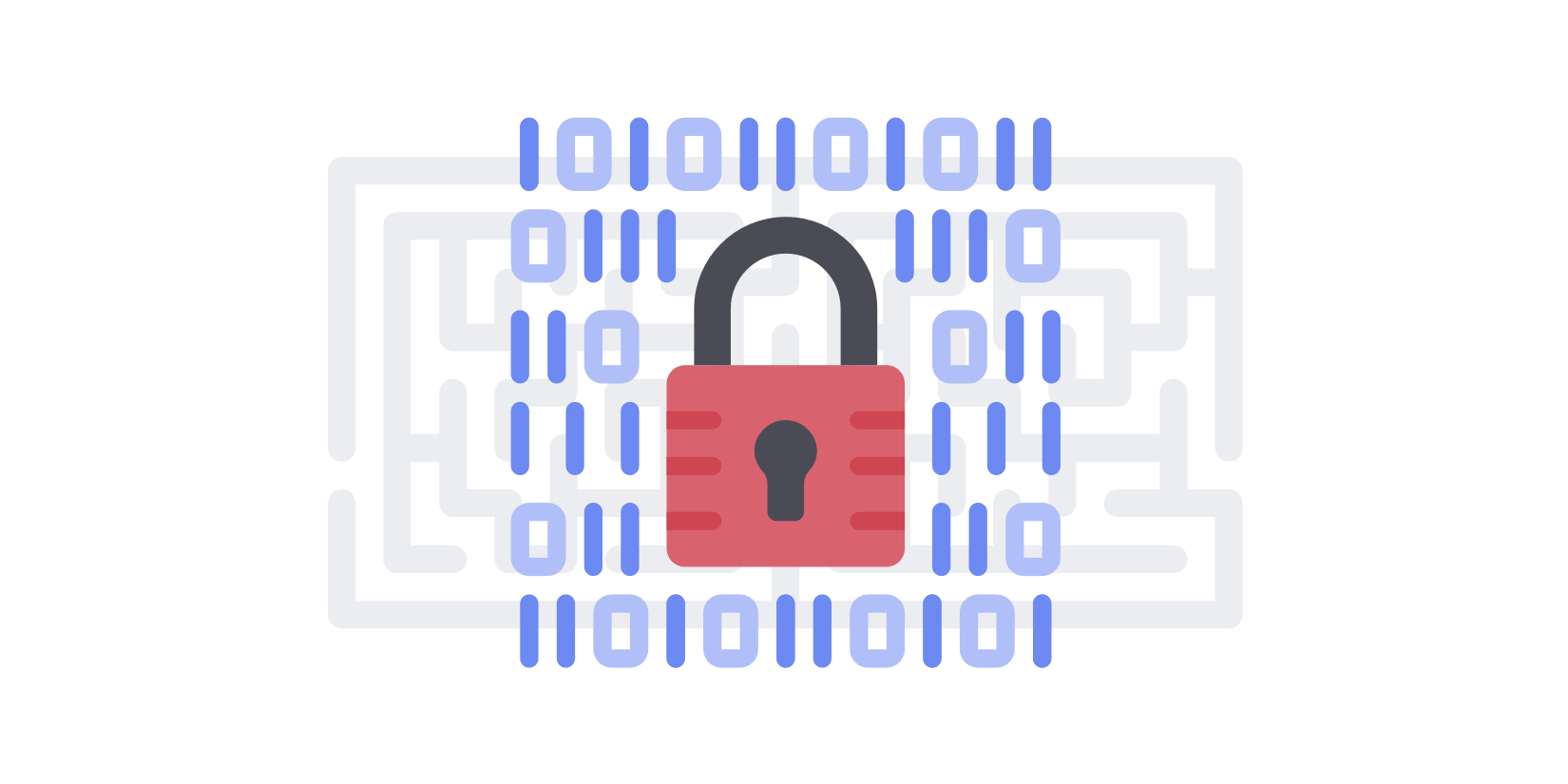 Image representing complication in WhatsApp API and it's Encrypted nature. Morph.ai WhatsApp Solution makes it easier for you so you don't have to worry about any of this.