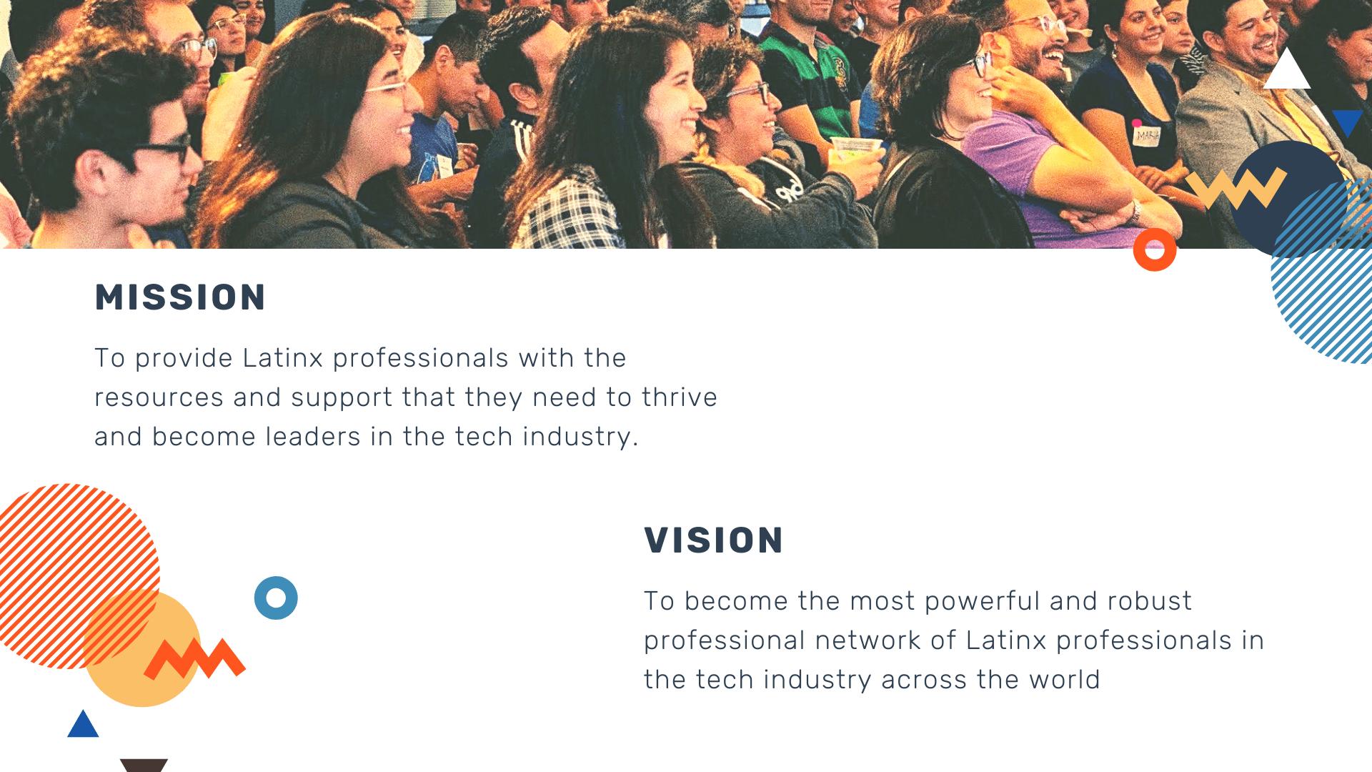 Techqueria Mission/Vision 2020