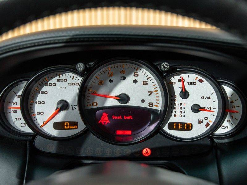 Porsche 911 3.6 COUPE TURBO afbeelding 14