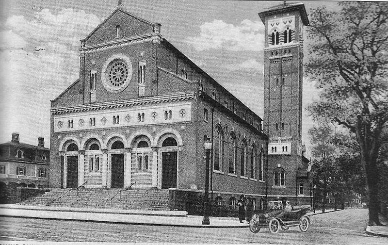 Exterior, 1912