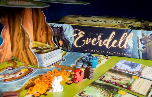 Everdell: egy megtévesztően cuki társasjáték
