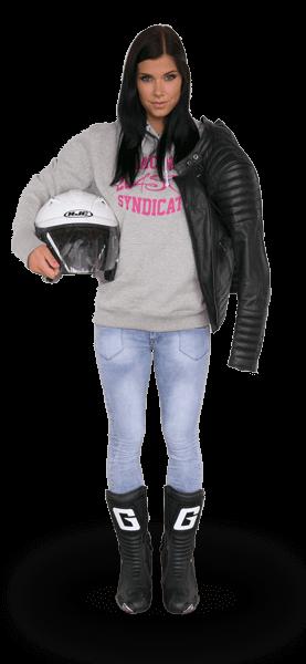 Motogirl Tereza