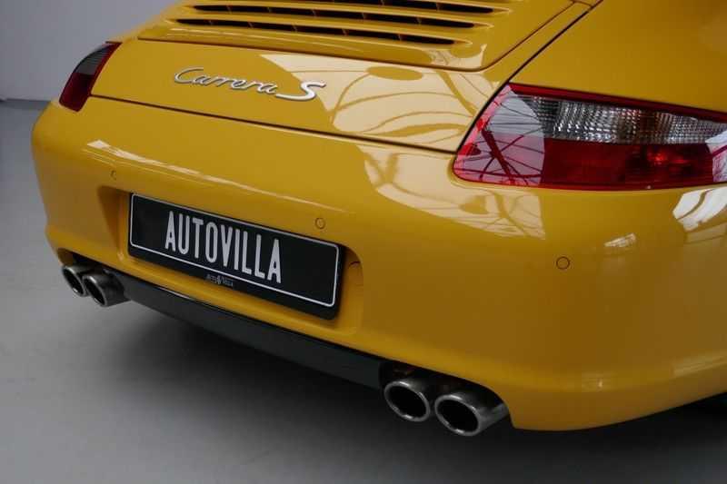 Porsche 911 3.8 Carrera S Handgeschakeld afbeelding 18