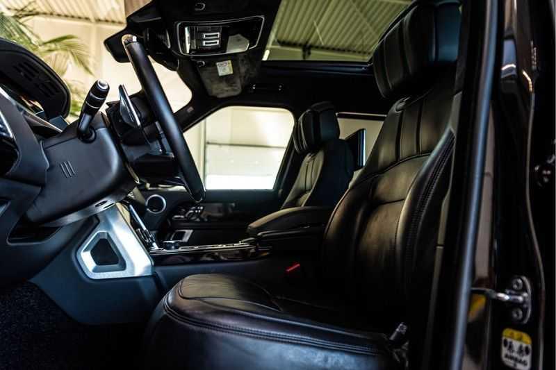 Land Rover Range Rover 5.0 V8 SC LWB Autobiography | Black Pack | Long Wheel Base | Massage | Panorama | Meridian Surround | Drive Pro Pack afbeelding 7