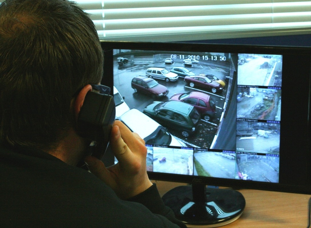 24hr CCTV Monitoring