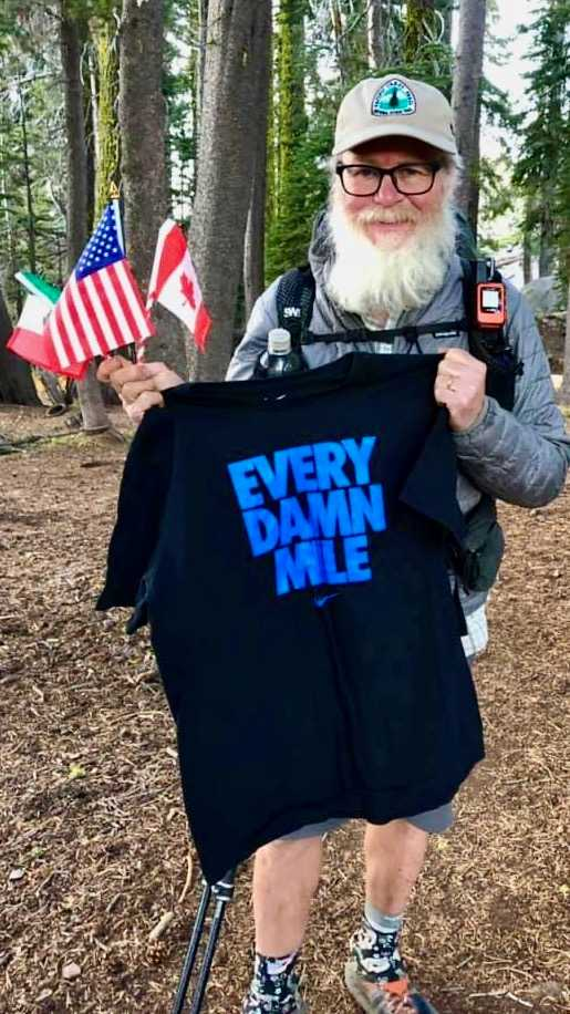 Gravity finishes the PCT