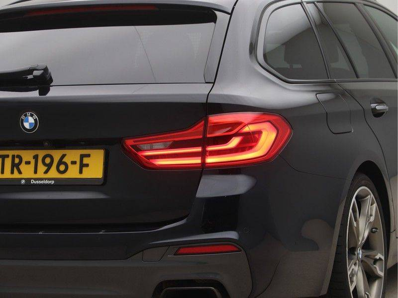 BMW 5 Serie M550xd Touring High Exe, full option ! afbeelding 22
