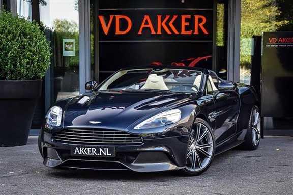Aston Martin Vanquish VOLANTE V12 1e EIGENAAR, 8-TRAP AUTOM.NP.382K