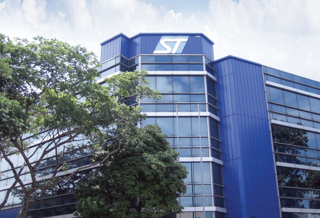 ST Microelectronics Pte Ltd