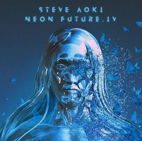 album art for Neon Future IV by Steve Aoki