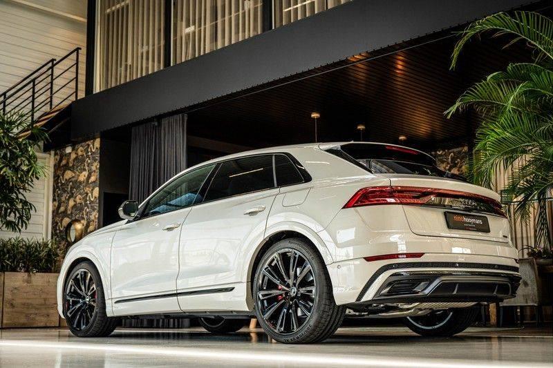 Audi Q8 60 TFSI e quattro Competition | Audi Exclusive | Massage | Head up | Leder Valcano | Tour | City | 360 | Nachtzicht | Pano| Soft afbeelding 23