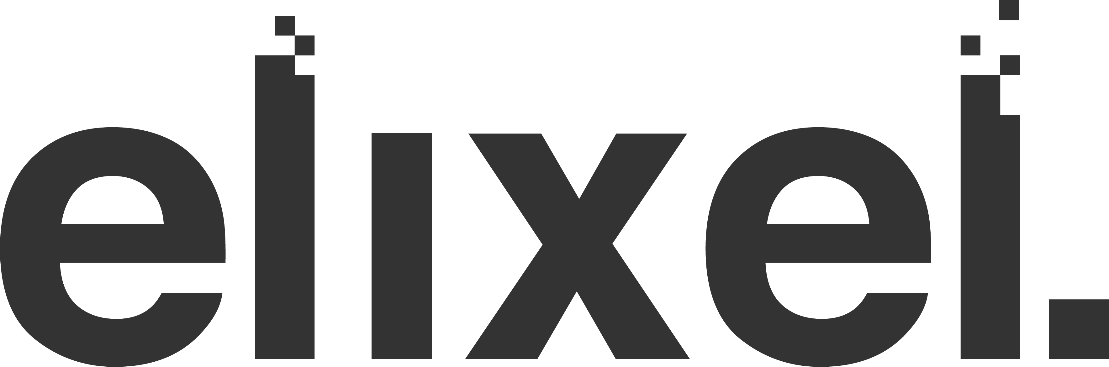 Elixel Digital Agency Logo