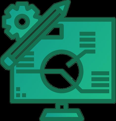 Service UI / UX Design