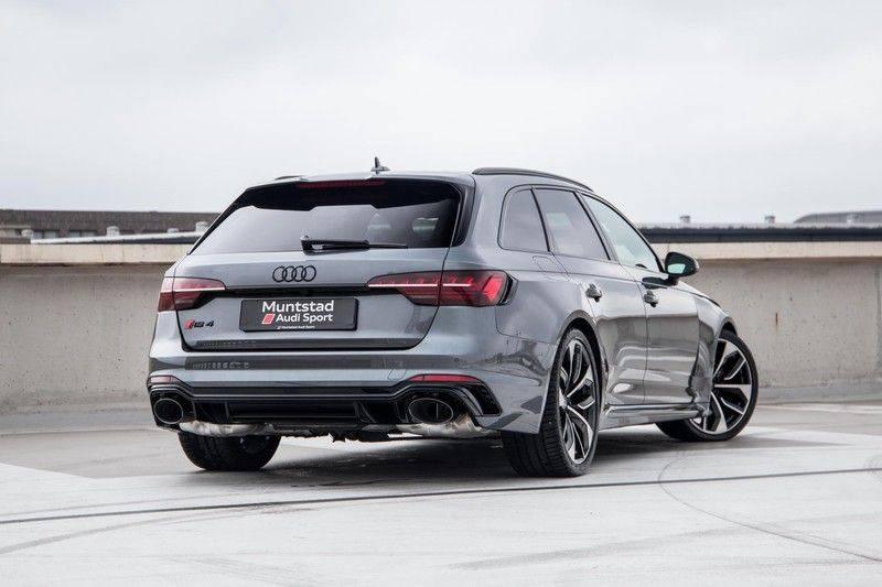 Audi RS4 Avant 2.9 TFSI 450 pk RS 4 quattro   Panoramadak   Assistentiepakket Tour/City   Matrix LED   Bang & Olufsen 3D Sound afbeelding 15