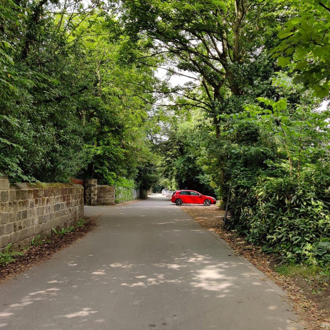 Calverley Wood Leeds Parking