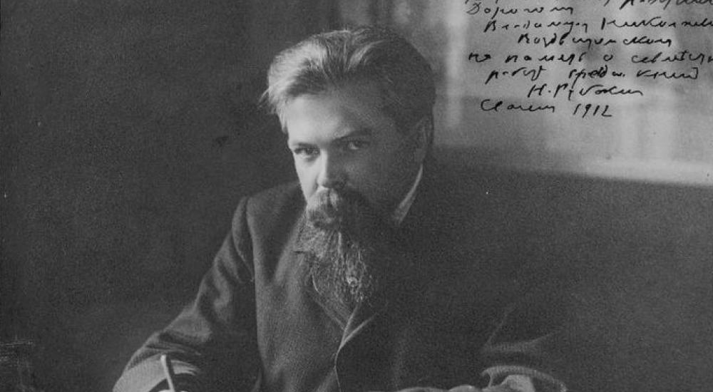 Николай Александрович Рубакин — писатель, теоретик самообразования, популяризатор науки, развивавший в России книжное и библиотечное дело / wikimedia.org