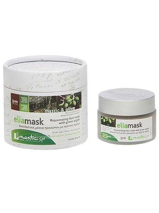 Eliamask Gesichtsverjüngung mit Mastix und Olivenöl - 50ml