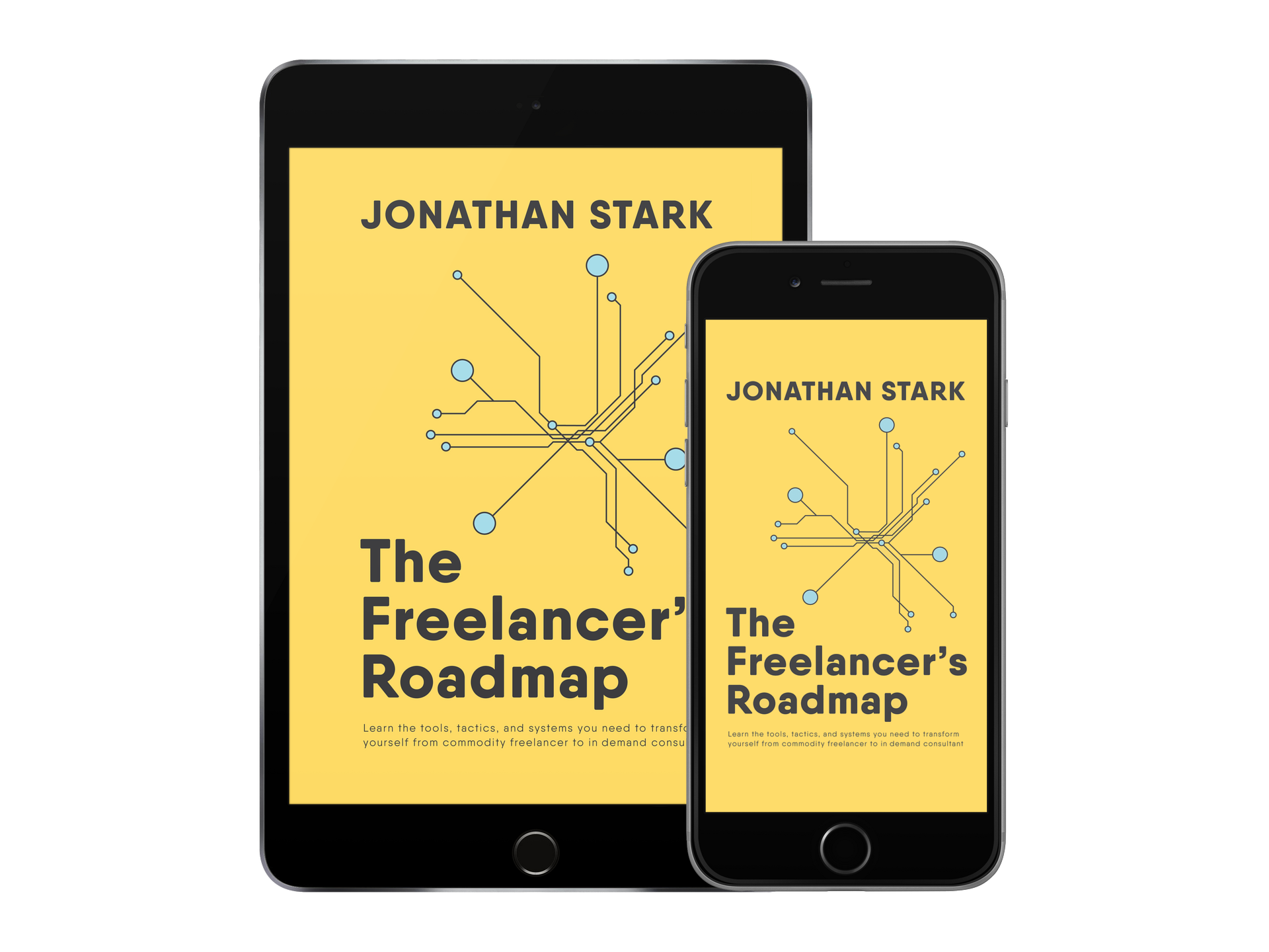 The Freelancer's Roadmap book cover