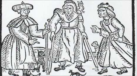 5 Spooky Facts about Witchcraft