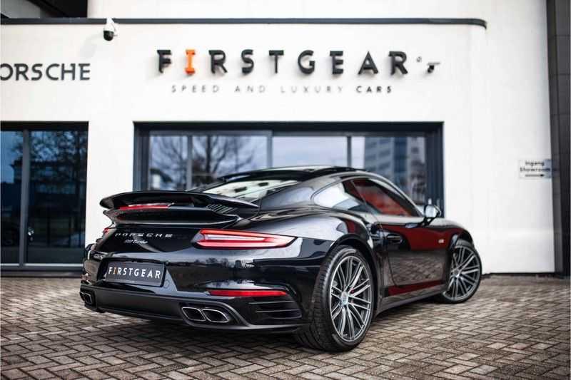 "Porsche 911 991 MKII 3.8 Turbo *Schuifdak / 20"" / BOSE / Sport Chrono / PDLS+ / Liftsysteem* afbeelding 3"