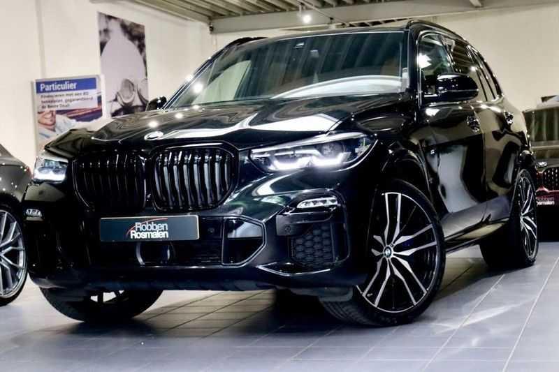 BMW X5 xDrive30d High Ex M-Sport NL|1Eig|22''|Shadow|HuD afbeelding 3