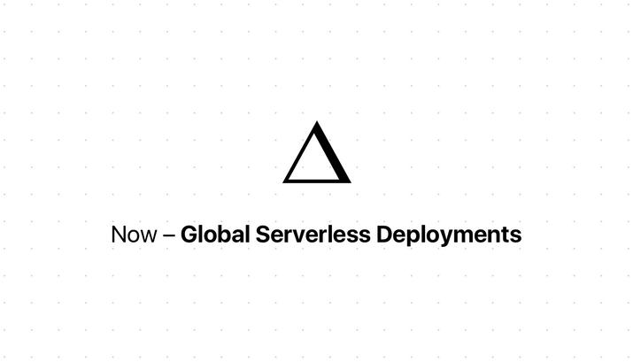 Now Serverless Image