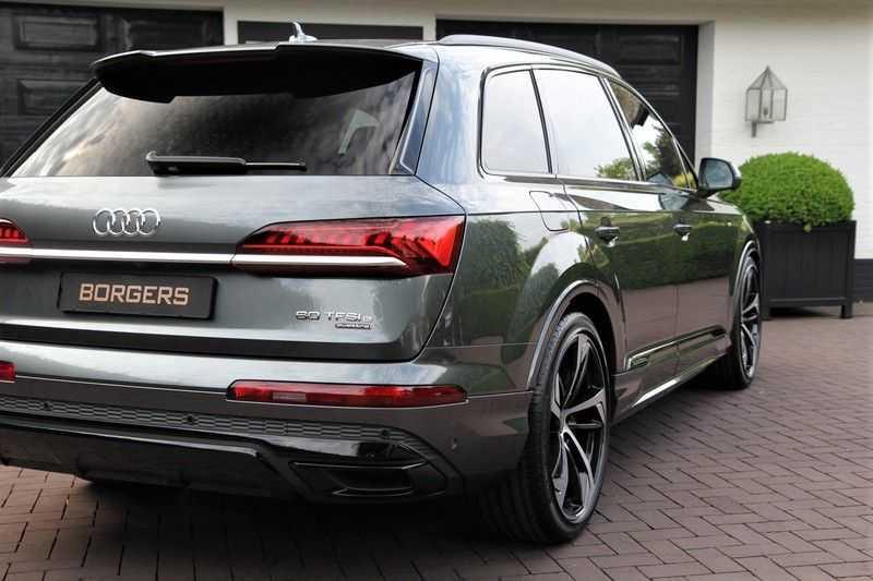 Audi Q7 60 TFSIe Competition PANO.DAK+TOPVIEW+S-STOELEN afbeelding 6