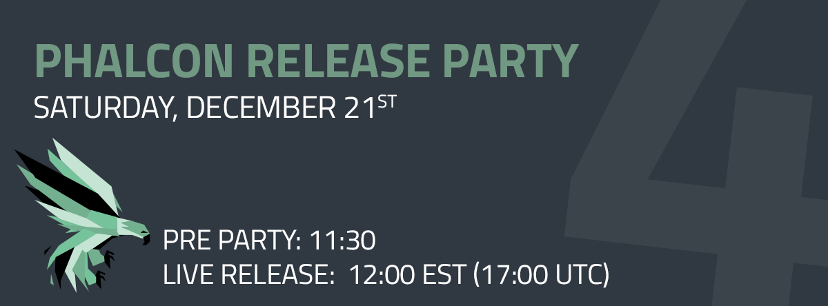 V4 Release Party!!