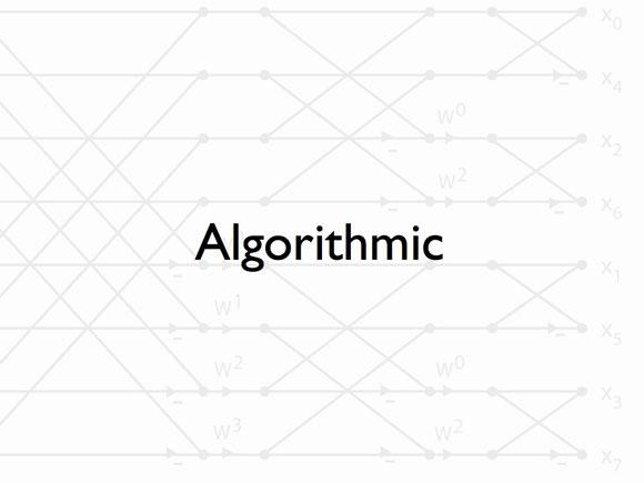 STL presentation - Algorithmic