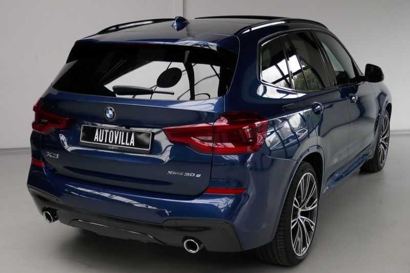 BMW X3 xDrive30d High Executive M Sport Edition afbeelding 6