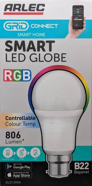 Brilliant Smart Wi-Fi RGB Garden Light Kit