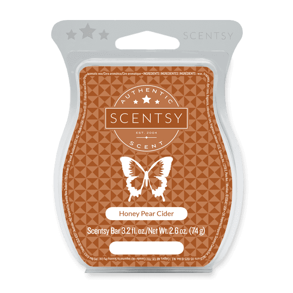 Picture of Honey Pear Cider Scentsy Bar